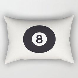 Billiard - Balls Serie Rectangular Pillow