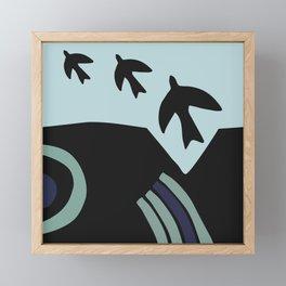 Fashion Roatho Framed Mini Art Print