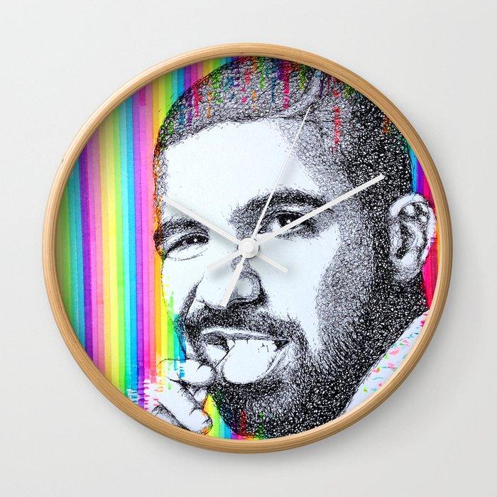 DRAKE Wall Clock