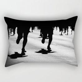Runners Rectangular Pillow