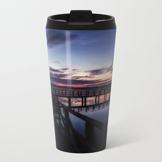 Spring Lake Metal Travel Mug