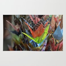 Origami Strand Rug