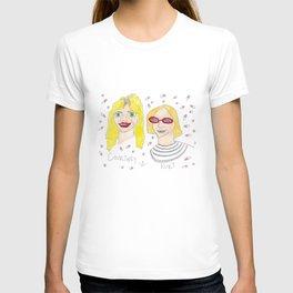 Kurt and Courtney with Braces T-shirt