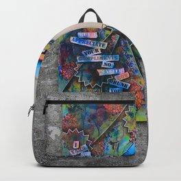 No bullshit Backpack