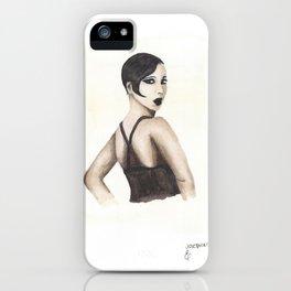 Josephine | Black HERstory iPhone Case