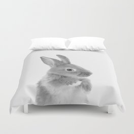 Little Rabbit Duvet Cover