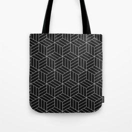 Cubistique Tote Bag