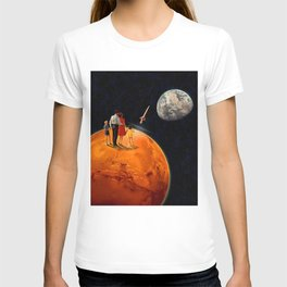 New Martian Generation T-shirt
