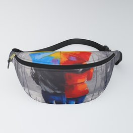 Bright walk Fanny Pack