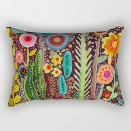 jardinage Rectangular Pillow