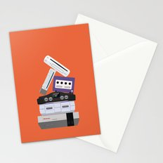 Nintendo Consoles Stationery Cards