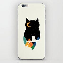 Eye On Owl iPhone Skin