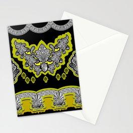 Illustrative Border Stationery Cards