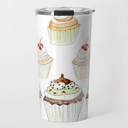 Have a Cupcake! Travel Mug