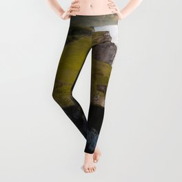 Coast of England Leggings