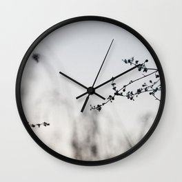 Silhouette 02 Wall Clock
