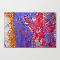 Decay 2 Canvas Print