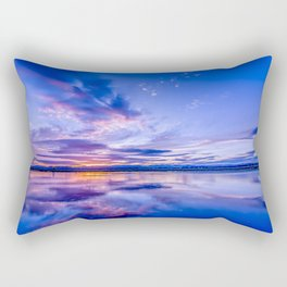 Scottish Sunset Rectangular Pillow