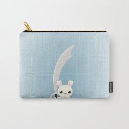 Kawaii Bunny Carry-All Pouch