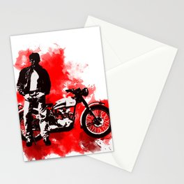 """""""The Dean of Hollywood"""" Stationery Cards"""