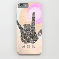 Spread Love Slim Case iPhone 6s
