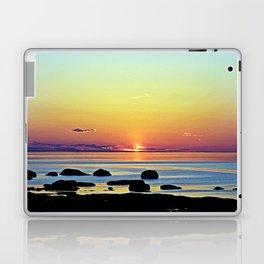 Summer's Glow Laptop & iPad Skin