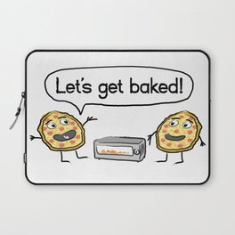 Let's Get Baked! Laptop Sleeve