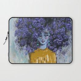 California Lilac Laptop Sleeve