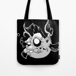 Frankenfish Tote Bag