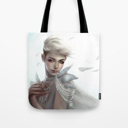 Christalle Tote Bag