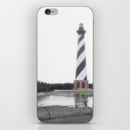 Hatteras reflection iPhone Skin