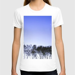 Because the sky is blue T-shirt