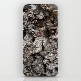 The barking tree iPhone Skin