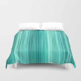 Ambient 5 in Teal Duvet Cover