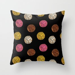 Pan Dulce Throw Pillow
