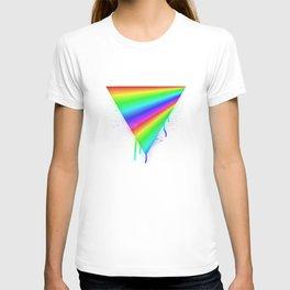 Dripping Rainbow T-shirt