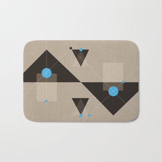 Geometric/Abstract 22 Bath Mat
