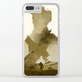 Uncharted 3 Clear iPhone Case