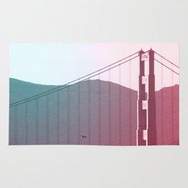 Golden Gate Dreams in San Francisco Rug
