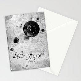 Solis Mundo II Stationery Cards
