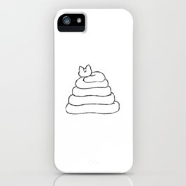 Chillin Long Ket iPhone Case