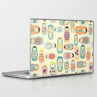 russia Laptop & iPad Skins featuring Russia by lapenche