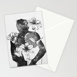 You are my flowery drug. Stationery Cards