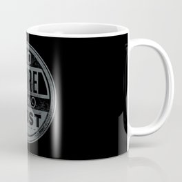 Do more than exist motivation quote grey Coffee Mug