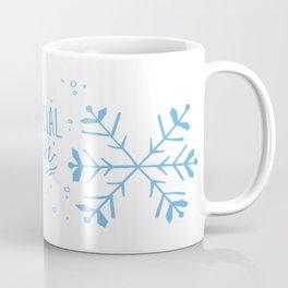 Special Snowflake (Blue) Coffee Mug