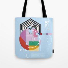 Un autre Regard Tote Bag