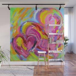 Love You! Wall Mural