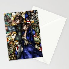 Put Your Faith In Her Stationery Cards