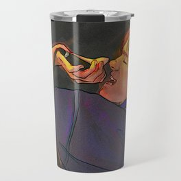 Damon Albarn on Stage Travel Mug