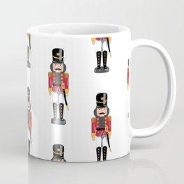 Christmas nutcracker soldier Coffee Mug